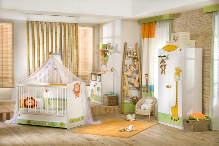 das kinderzimmer einrichten praktische tipps und tricks. Black Bedroom Furniture Sets. Home Design Ideas