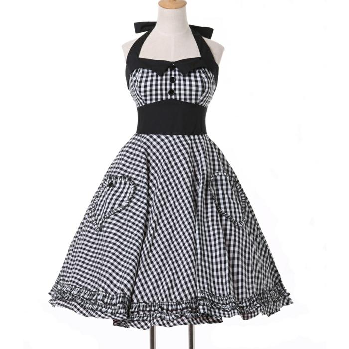 kleider vintage rockabilly kleid vintage mode damen aliexpress 40er