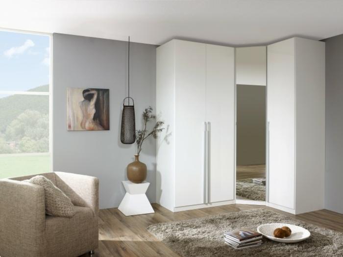 Eckkleiderschrank weiß hochglanz  Nauhuri.com | Kleiderschrank Weiß Hochglanz Ikea ~ Neuesten Design ...