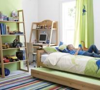 Kinder- und Jugendzimmer komplett einrichten: Was muss man dabei beachten?