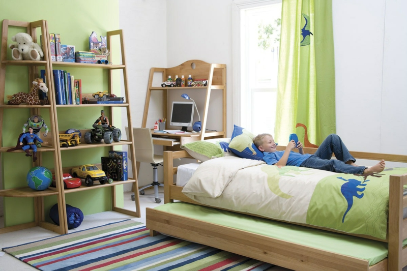 7 Inspiring Kid Room Color Options For Your Little Ones: Kinderzimmer Komplett: So Richten Sie Ein Jugendzimmer Ein