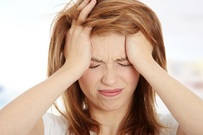 magnesium mangel frau migräne zeichen identifitieren