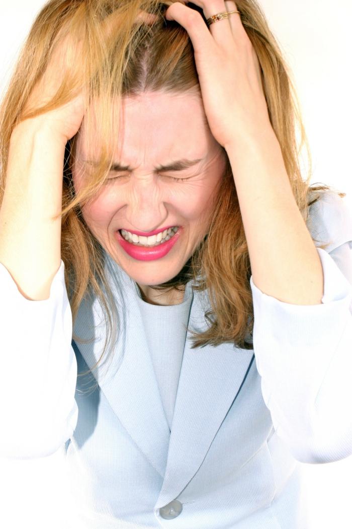 magnesium mangel frau stress zeichen erkennen