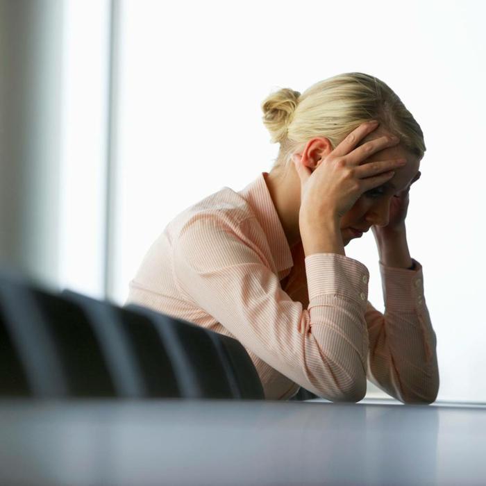 magnesiummangel symptome frau müde stress