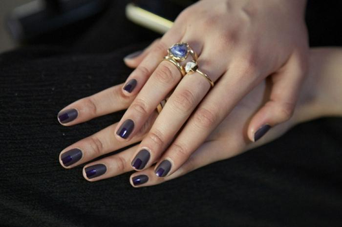 nagel trends nagel design ideen fingernägel trends