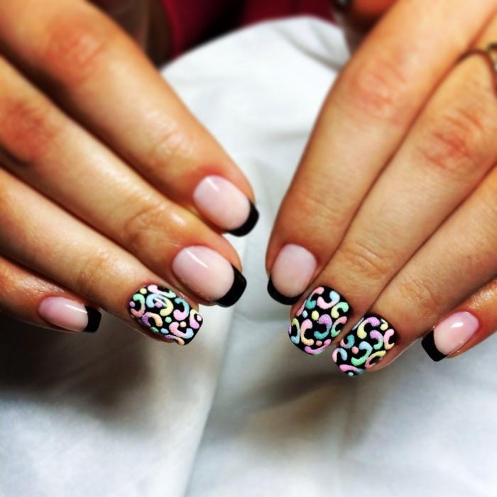 nagel design ideen nagelmuster ideen nageldesigns