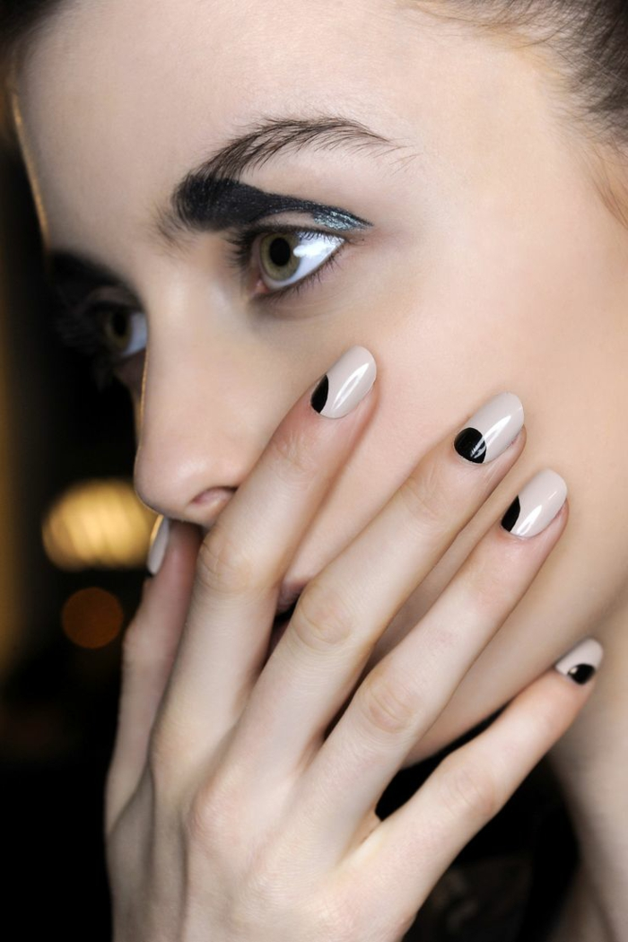 Gel Nail Designs Ombre