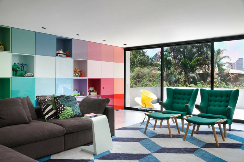 pantone farben 2016 trendfarbe möbel design wohnzimmer moderne wandfarben