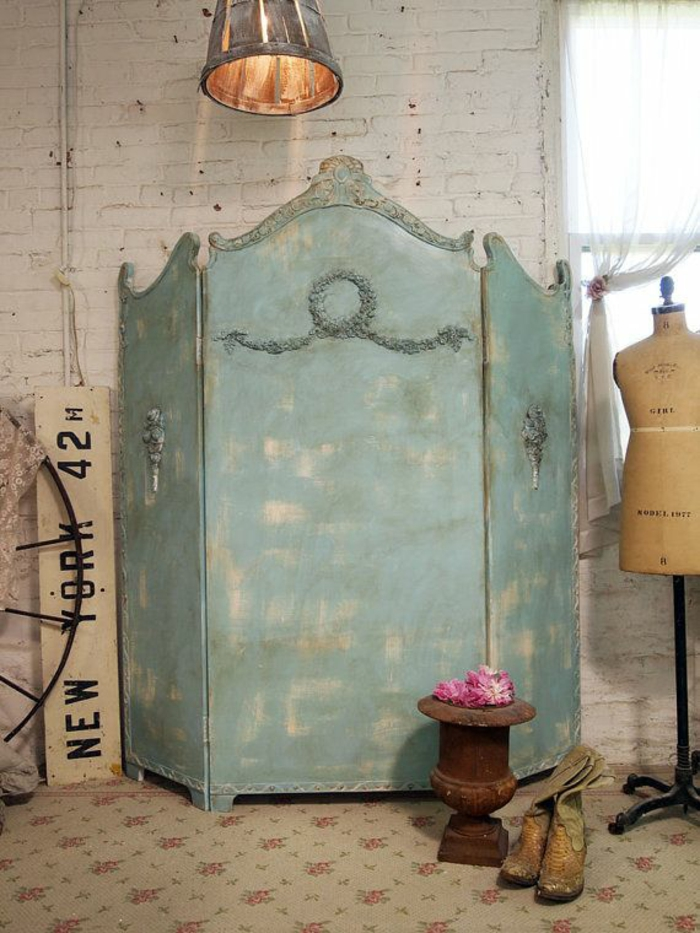 French Room Divider Screen