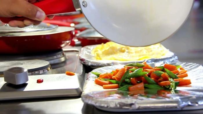 pfanne kaufen keramikpfanne gesund kochen keramikpfannen
