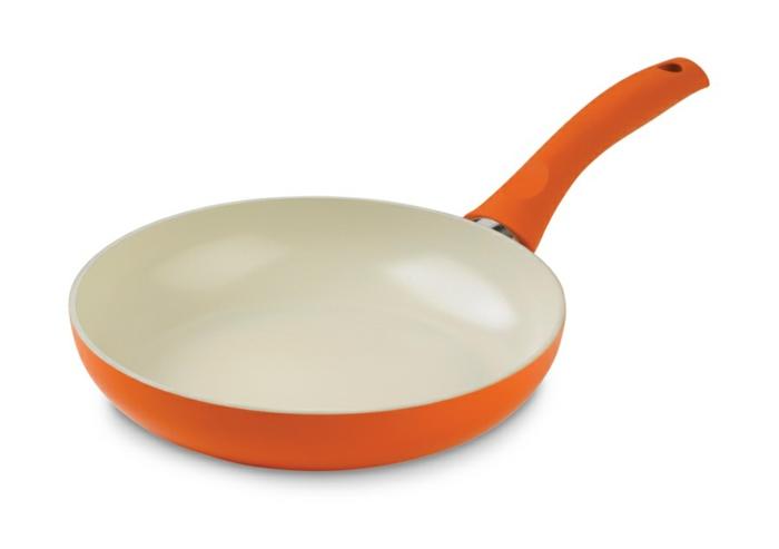 pfanne kaufen keramikpfanne gesund preiswert colori cucina ceramic springlane.de