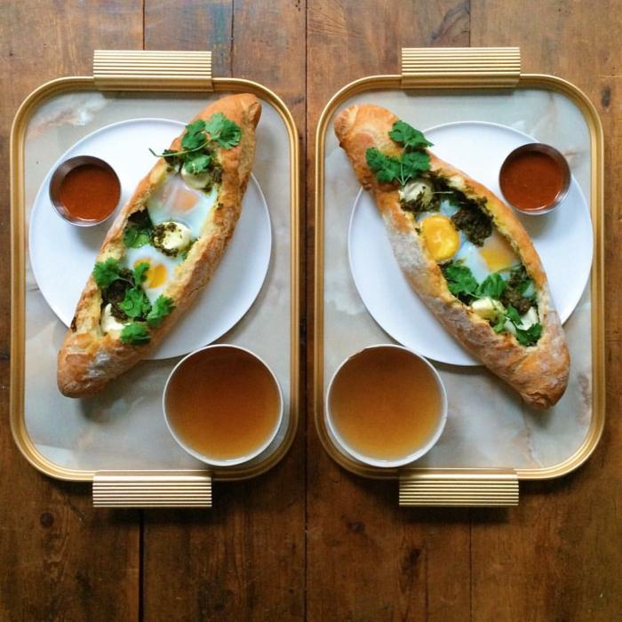frühstücksideen leckeres frühstück gesundes frühstück rezepte baquett