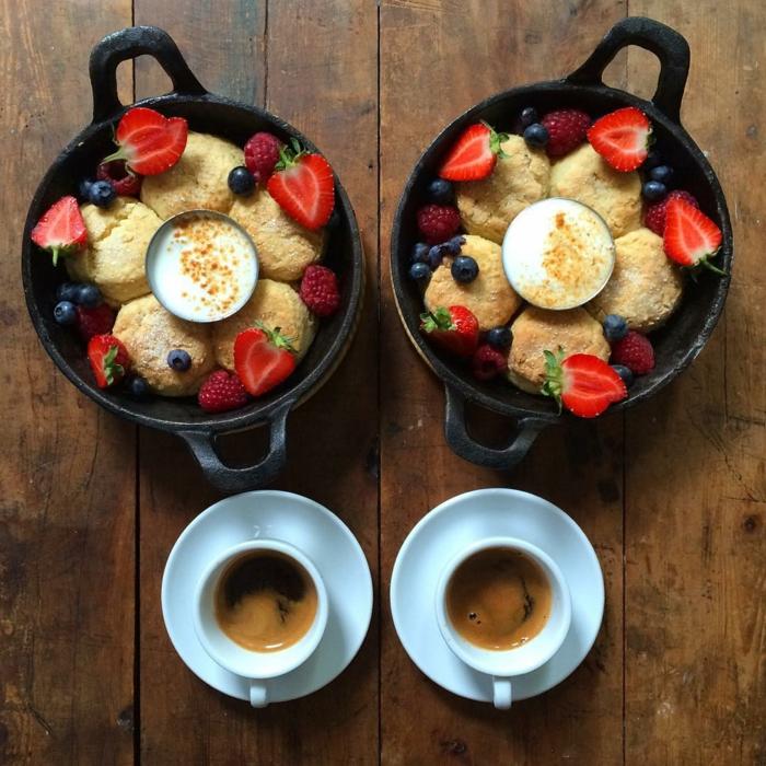 weight watchers frühstück leckeres frühstück gesundes frühstück rezepte beeren