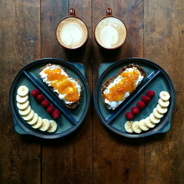 frühstücksideen leckeres frühstück gesundes frühstück rezepte cappu