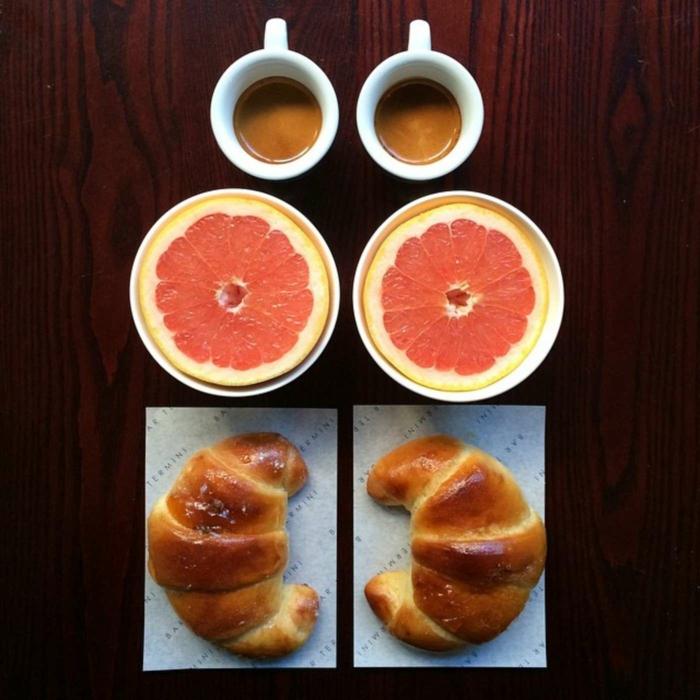 frühstücksideen leckeres frühstück gesundes frühstück rezepte croissant
