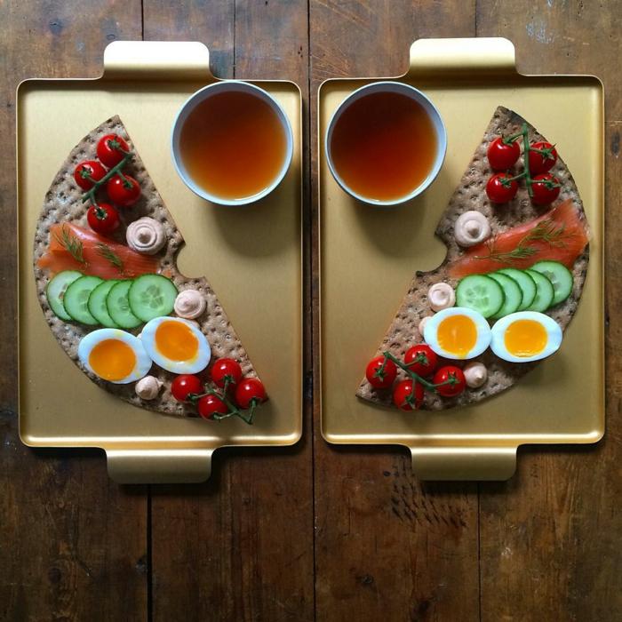 frühstücksideen leckeres frühstück gesundes frühstück rezepte ei