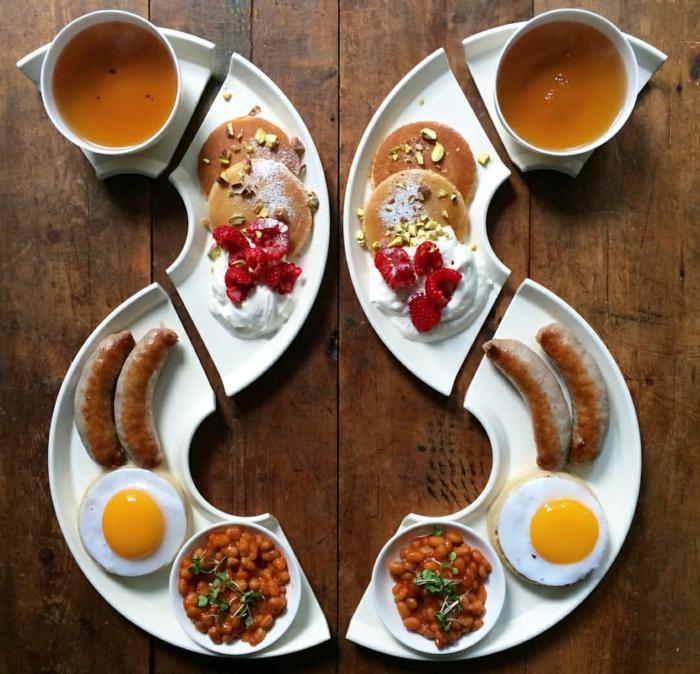 frühstücksideen leckeres frühstück gesundes frühstück rezepte englisches frühstück