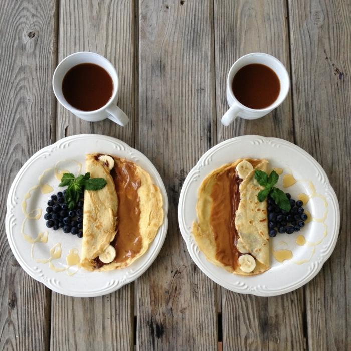 frühstücksideen leckeres frühstück gesundes frühstück rezepte filterkaffe