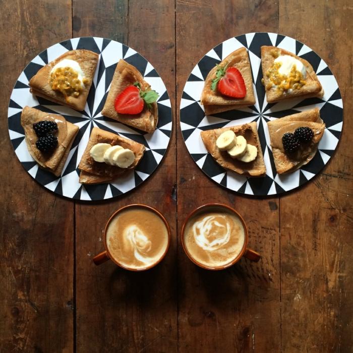 frühstücksideen leckeres frühstück gesundes frühstück rezepte obst