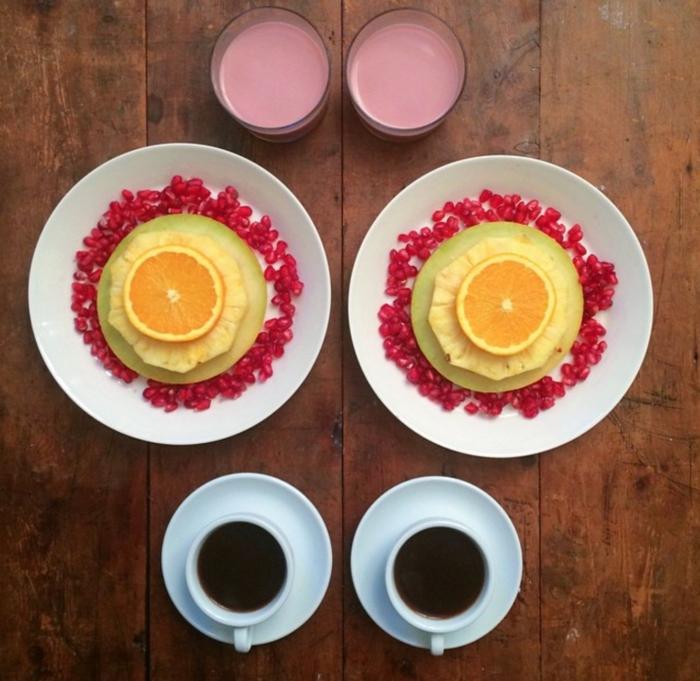frühstücksideen leckeres frühstück gesundes frühstück rezepte obstfrühstück