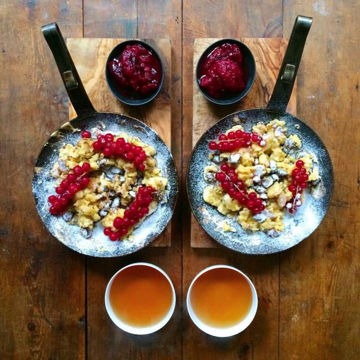 weight watchers frühstück gesundes frühstück rezepte pfanne