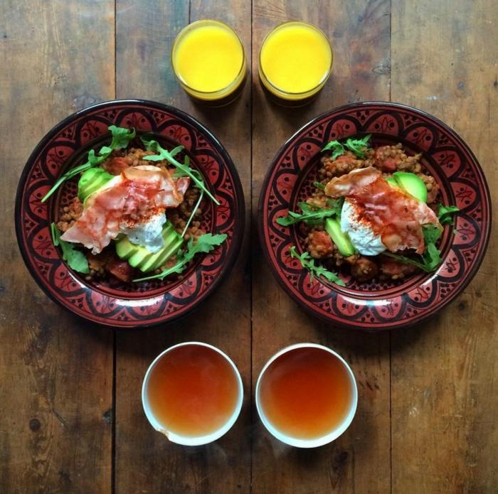 weight watchers frühstück gesundes frühstück rezepte proschuto