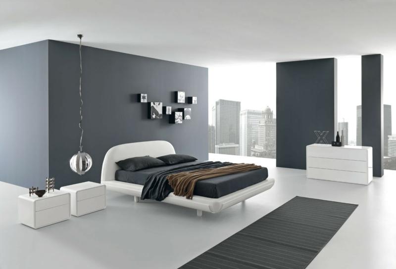 schöne wandfarben ideen badezimmer wandfarbe grau