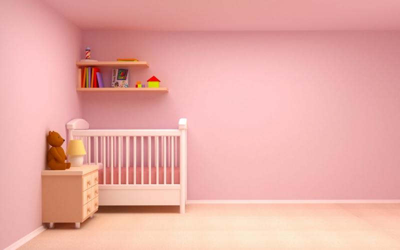 schöne wandfarben ideen kinderzimmer wandfarbe rosa moderne wandfarben