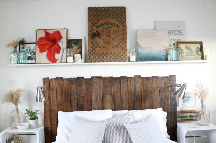 erstaunlich ideen fr wandgestaltung coole wanddeko selber machen ... - Schlafzimmer Selber Machen