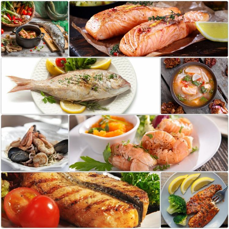 schnelle Fischgerichte Rezepte gesunde Ernährung Tipps