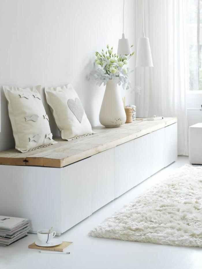 weiße kommode dekorieren_104458 ~ neuesten ideen für die ... - Deko Kommode Wohnzimmer