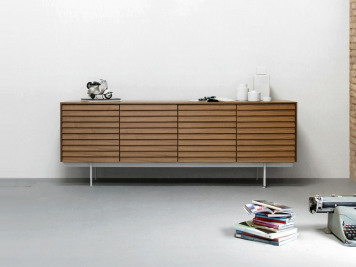 sideboard dekorieren 99 schicke dekoideen f r ihr zuhause. Black Bedroom Furniture Sets. Home Design Ideas