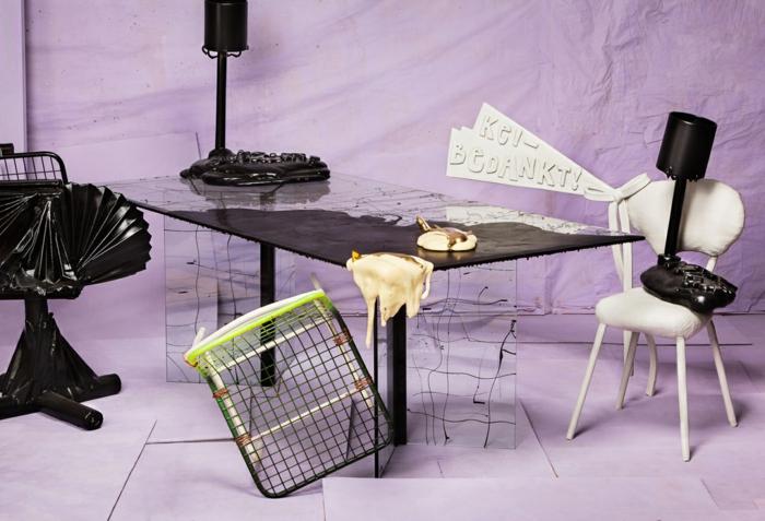 trends möbel dutsch design week 2015 studio plott ronald smits surrealistische einrichtungsideen