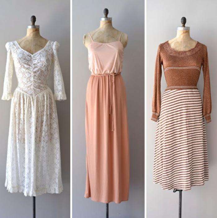vintage kleider 20er vintage mode lifestyle