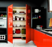 Fantastisch Wandfarbe Für Küche Auswählen U2013 70 Ideen, Wie Sie Eine Wohnliche Küche  Gestalten