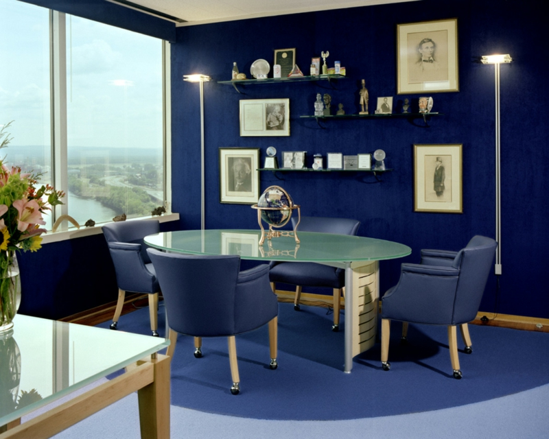 Wabdfarben Trends Dunkelblau Teppich Möbel Moderne Wandfarben