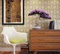 60 überzeugende Beispiele für Wanddesign in Braun
