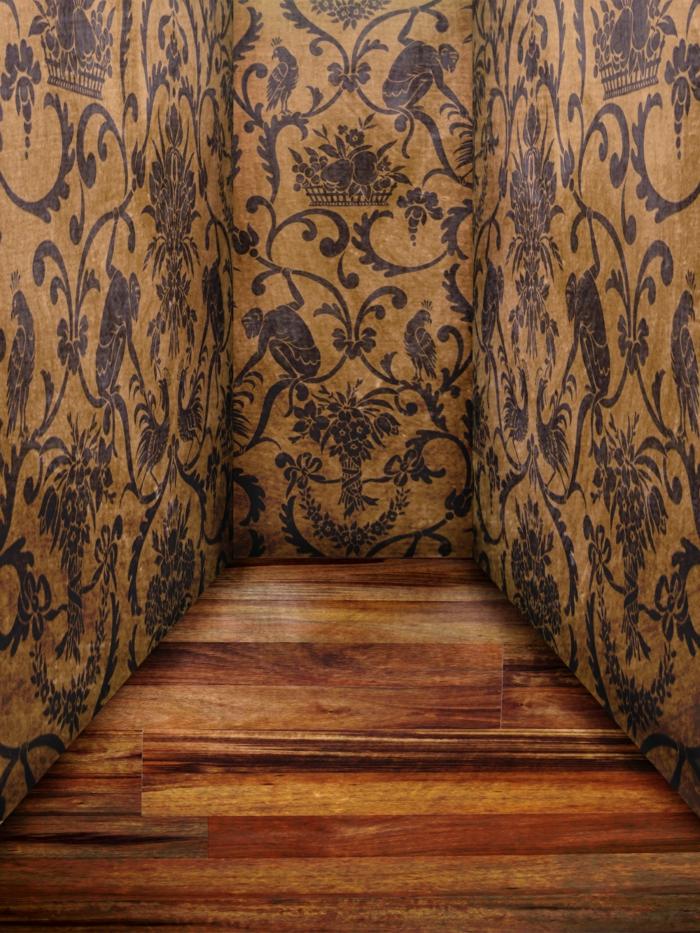 60 252 Berzeugende Beispiele F 252 R Wanddesign In Braun