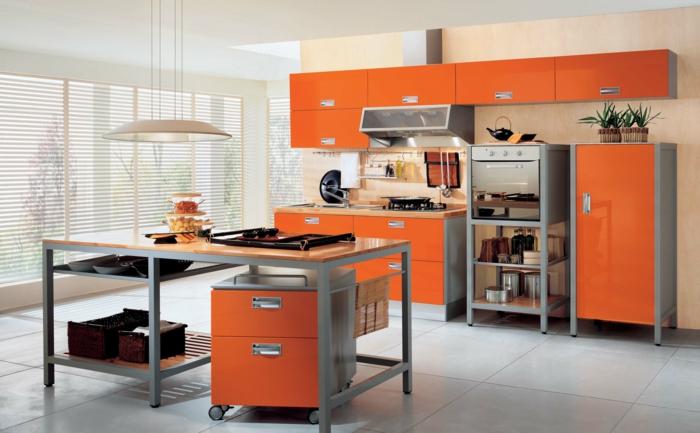 ... auswählen – 70 Ideen, wie Sie eine wohnliche Küche gestalten