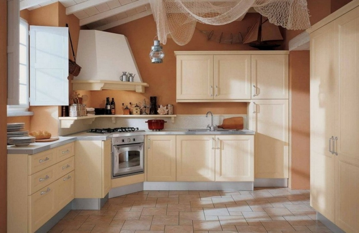 Cream Paint Color For Kitchen Cabinets