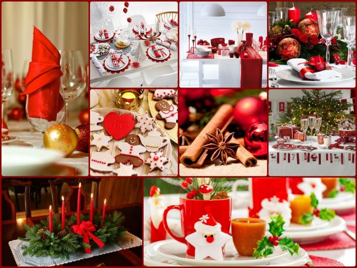 Weihnachtliche tischdeko selbst gemacht 55 festliche for Tischdekoration ideen