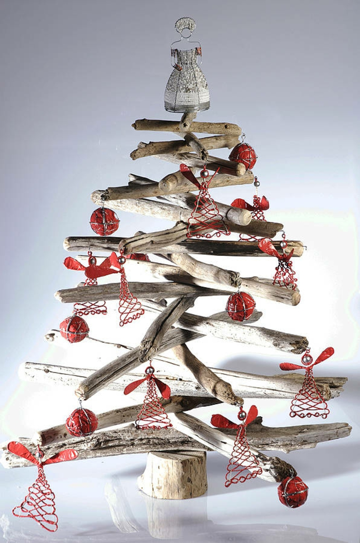 weihnachtsbaum künstlich künstlicher weihnachtsbaum test durch wand äste