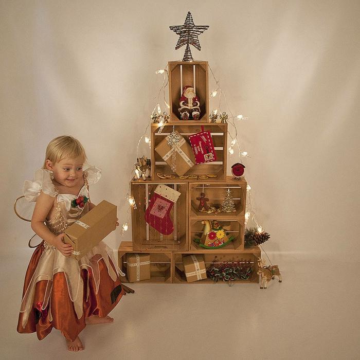 weihnachtsbaum künstlich künstlicher weihnachtsbaum test durch wand funktionell