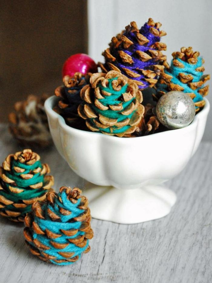55 weihnachtsdekoration ideen f r ihre besinnliche ferienzeit - Christbaumschmuck selber machen ...