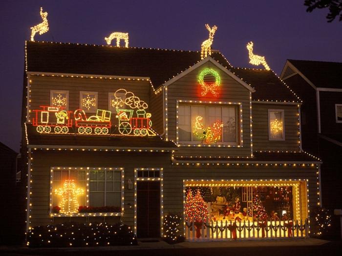 weihnachtsdekoration aussen weihnachtsschmuck für kinder