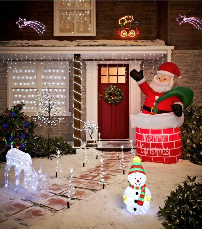 weihnachtsdekoration  weihnachtsschmuck weihnachtsmann