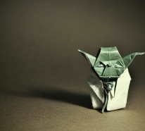 Weihnachtsgeschenke basteln – 70 kunstvolle Origami Geschenkideen