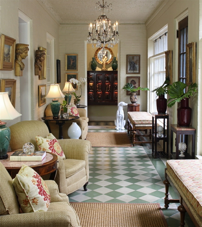 New Home Interior Design Traditional Hallway