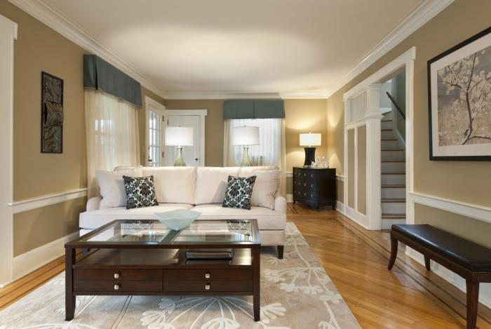wohnzimmer streichen beige – Dumss.com