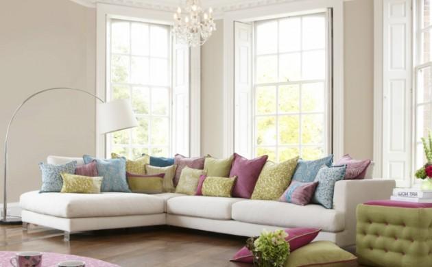 1000 ideen f r wohnzimmer gestalten freshideen 1 - Streichideen wohnzimmer ...